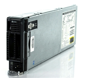 HP BL460c-Gen8 SERVER, 2x E5-2650v2, 128