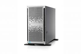 HP ML350p-Gen8 SERVER, 2x E5-2650v2, 384