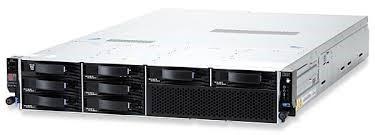 IBM X3620-M3 SERVER, 2x X5570, 192GB, 24 TB