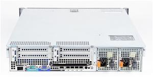 DELL R710 SERVER, 2x X5570, 144GB, 7.2 T