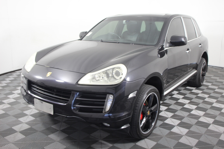 2007 (2008) Porsche Cayenne Automatic Wagon