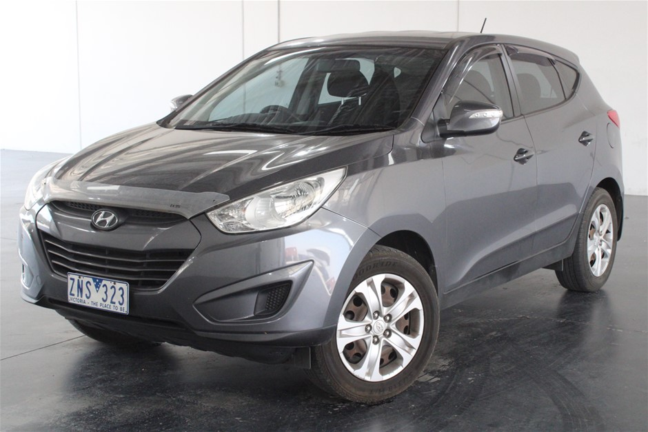2012 Hyundai iX35 Active FWD LM Manual Wagon