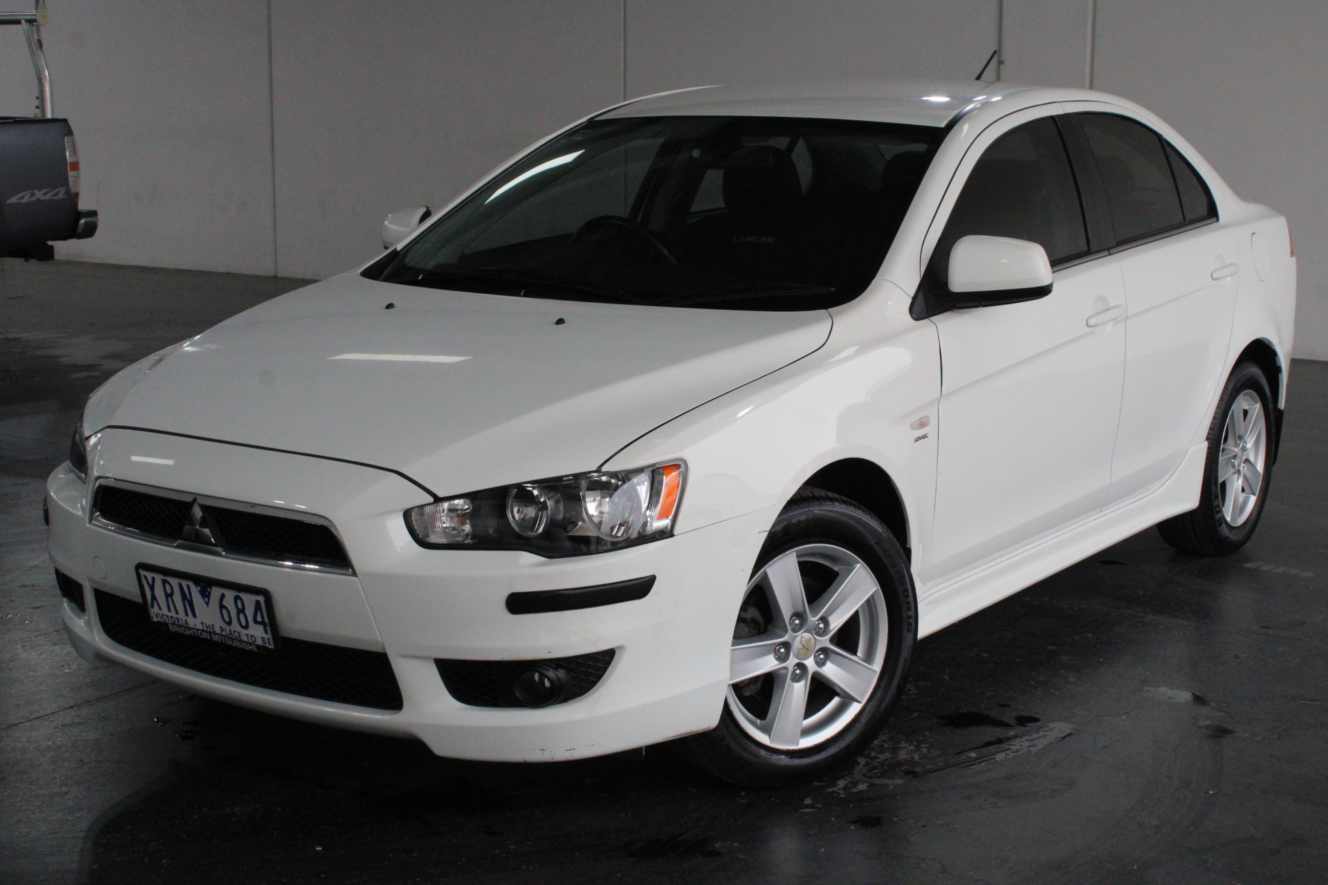 2009 Mitsubishi Lancer VR CJ Manual Sedan