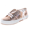 SUPERGA Fantasia Women`s Casual Shoes, UK Size 3.5, Rose Gold. (SN:CC48101)