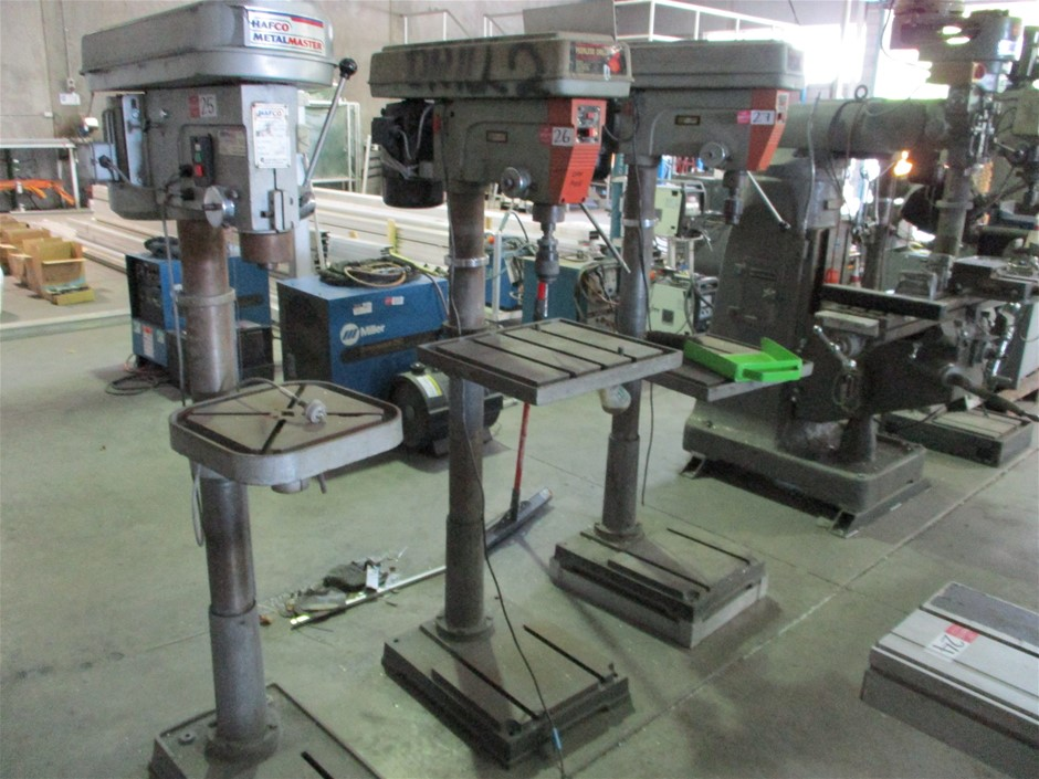 Peerless Drills Drill Press