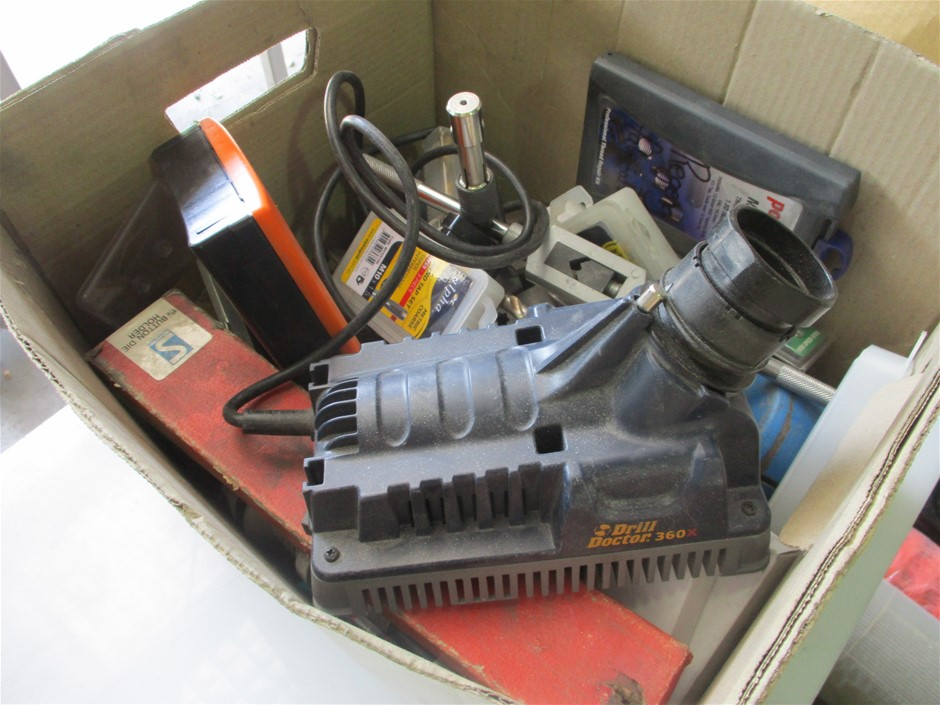 Assorted Hole Cutters, Drills, Milling, Bits, Tap Sets, Etc.