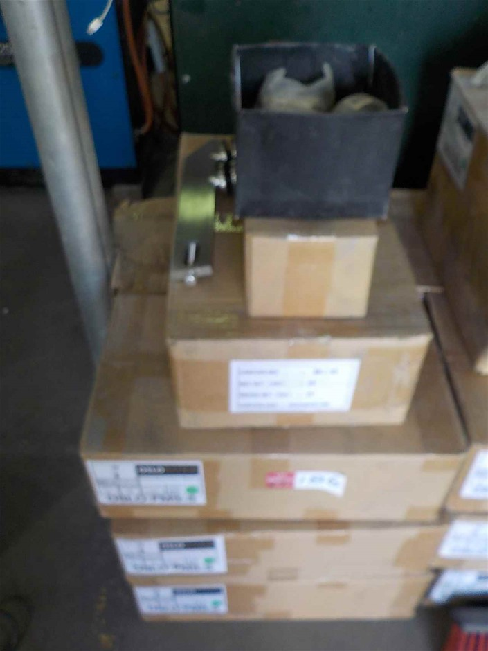 Quantity of 7 Boxes of Stainless Steel Core Drills Pigots