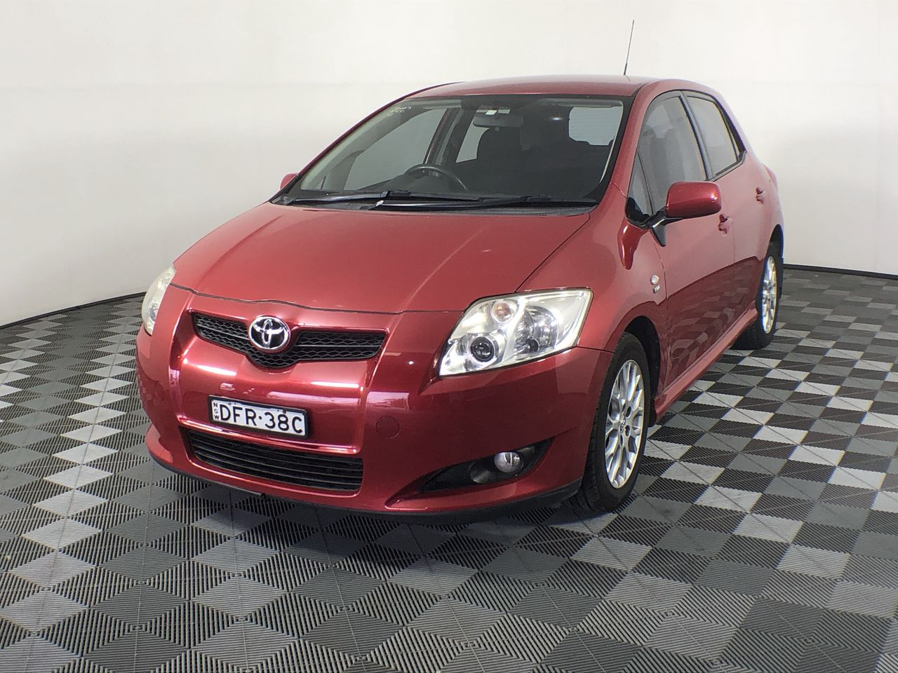 2009 Toyota Corolla Levin SX ZRE152R Automatic Hatchback (WOVR)