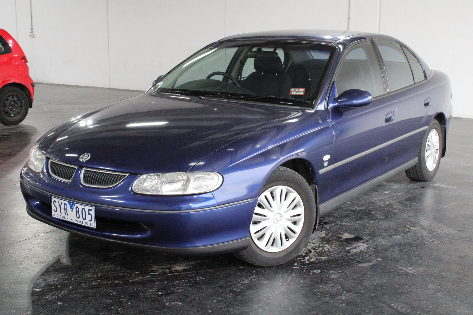 2000 Holden Commodore Acclaim VT Automatic Sedan
