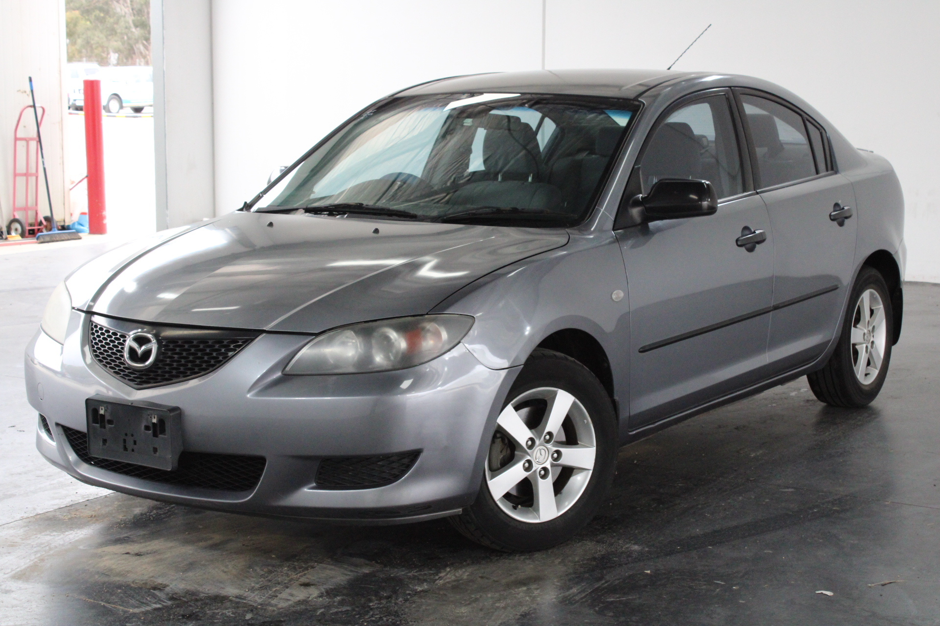 2004 Mazda 3 Neo BK Manual Sedan