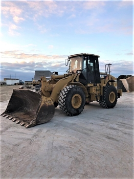 2010 Caterpillar 950H Wheeled Loader