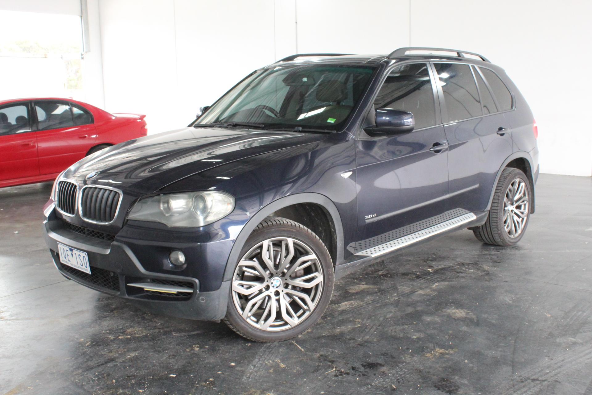 BMW X5 3.0d E70 Turbo Diesel Automatic Wagon