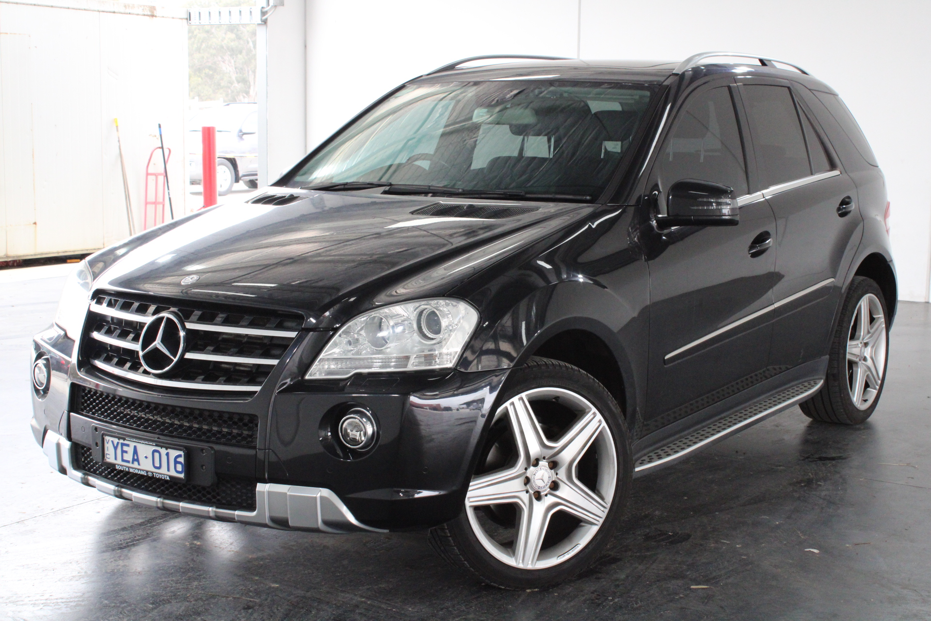 2011 Mercedes Benz ML350 CDI (4x4) AMG Package W164 Turbo Diesel Automatic