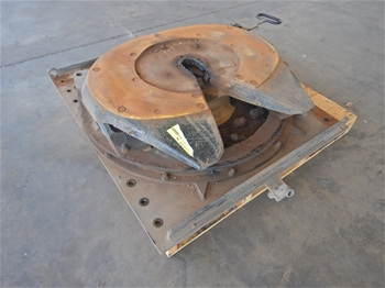 2012 Jost Truck Turntable & Hitch