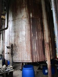Mild Steel 16 Ton Storage Tank