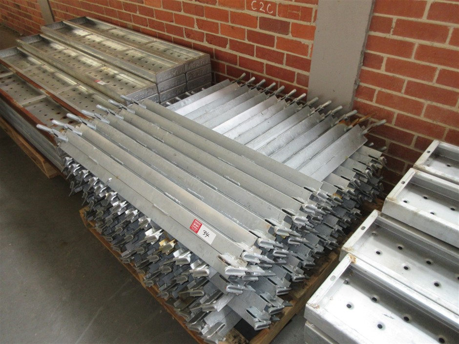 Scaffold Angle Braces Galvanised
