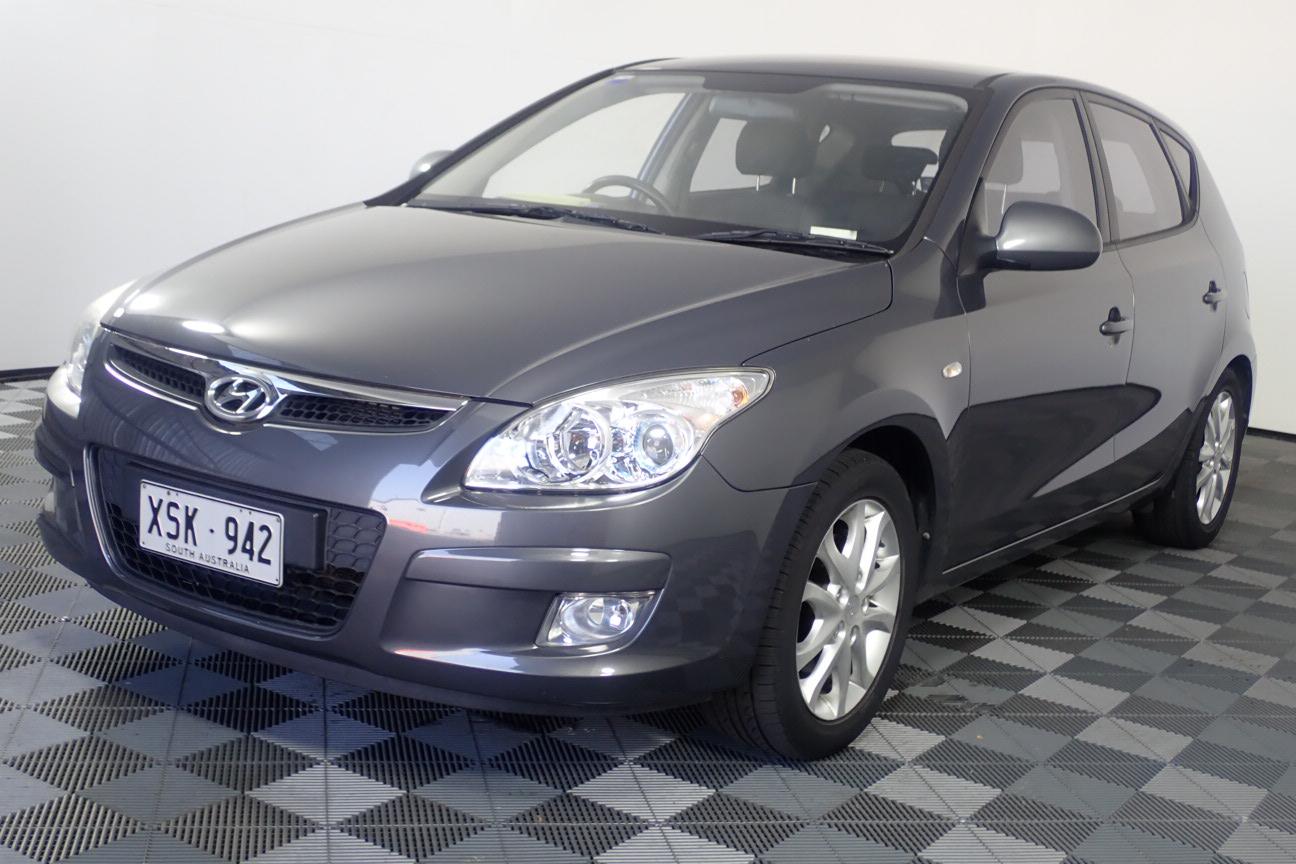 2008 Hyundai i30 SLX FD Automatic Hatchback