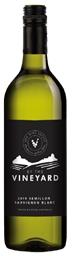By The Vineyard Semillon Sauvignon Blanc 2019 (12x 750mL). SEA.