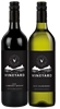 By The Vineyard Mixed Pack Cab Merlot & Chardonnay 2019 (12x 750mL). SEA.