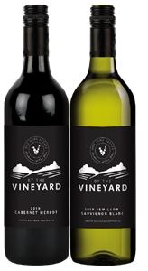 By The Vineyard Mixed Pack Cab Merlot &