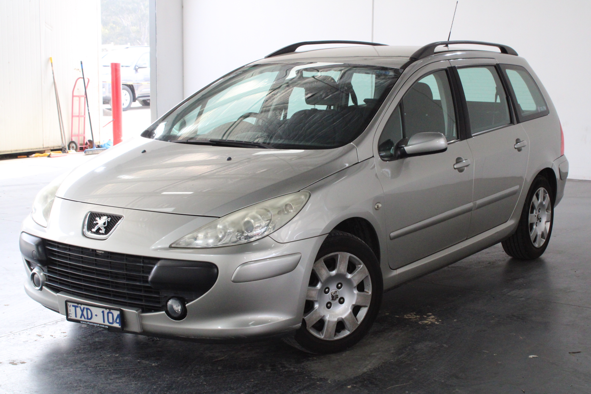 2006 Peugeot 307 XS HDi 1.6 Touring Turbo Diesel Manual Wagon