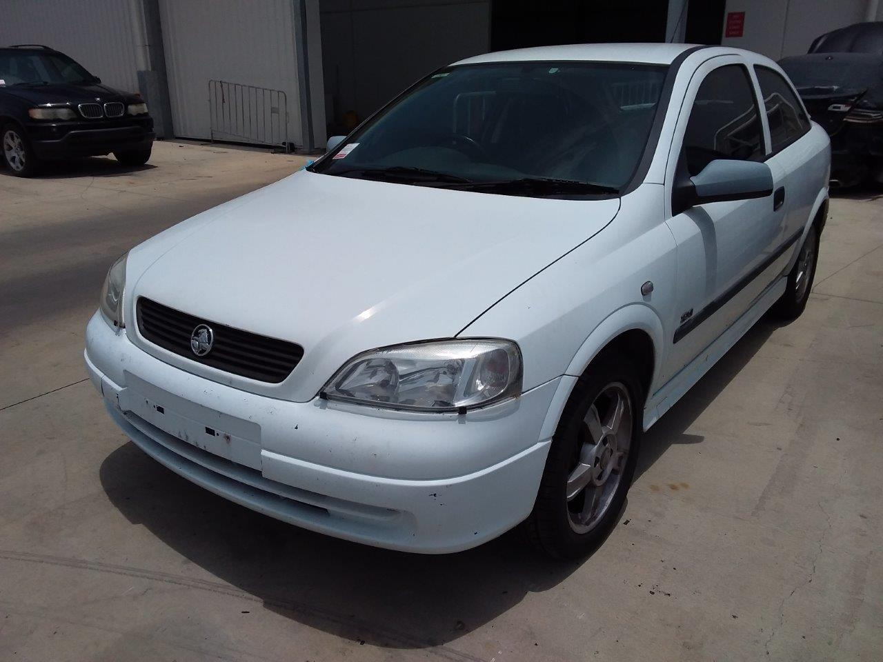 2002 Holden Astra SXi TS Manual Hatchback