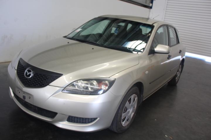 2005 Mazda 3 Neo BK Hatchback