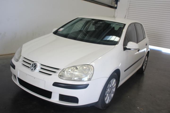 2005 Volkswagen Golf TDI Comfortline Turbo Diesel Auto Hatchback