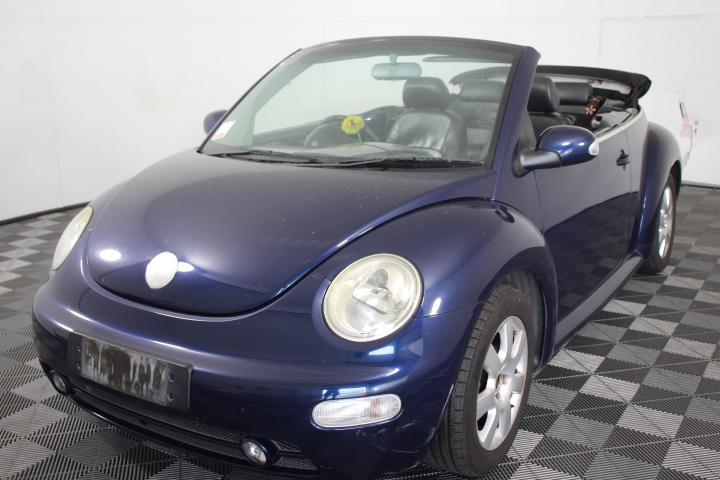 2003 Volkswagen Beetle 2.0 Automatic Convertible