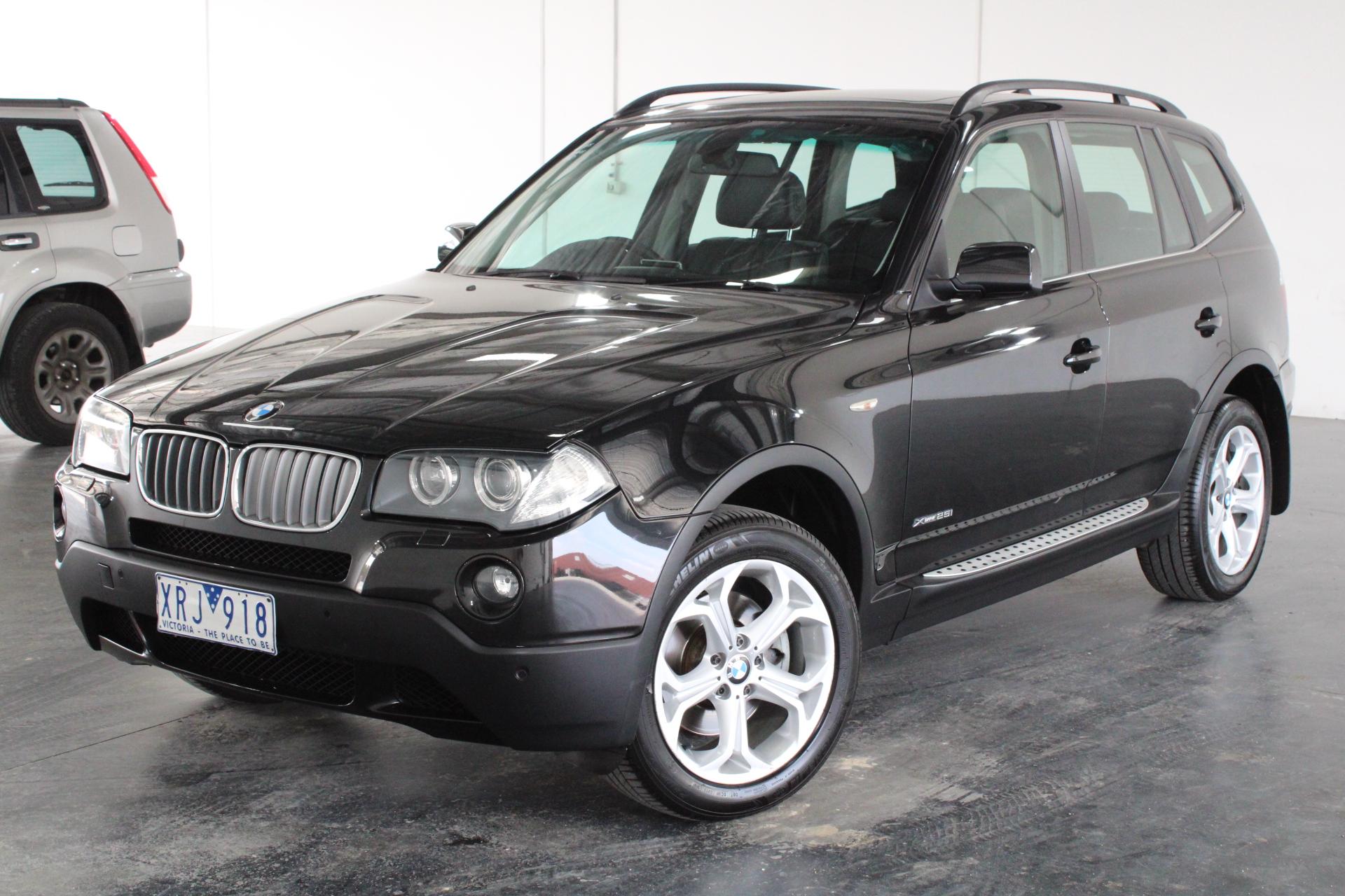 2009 BMW X3 2.5si E83 Automatic Wagon