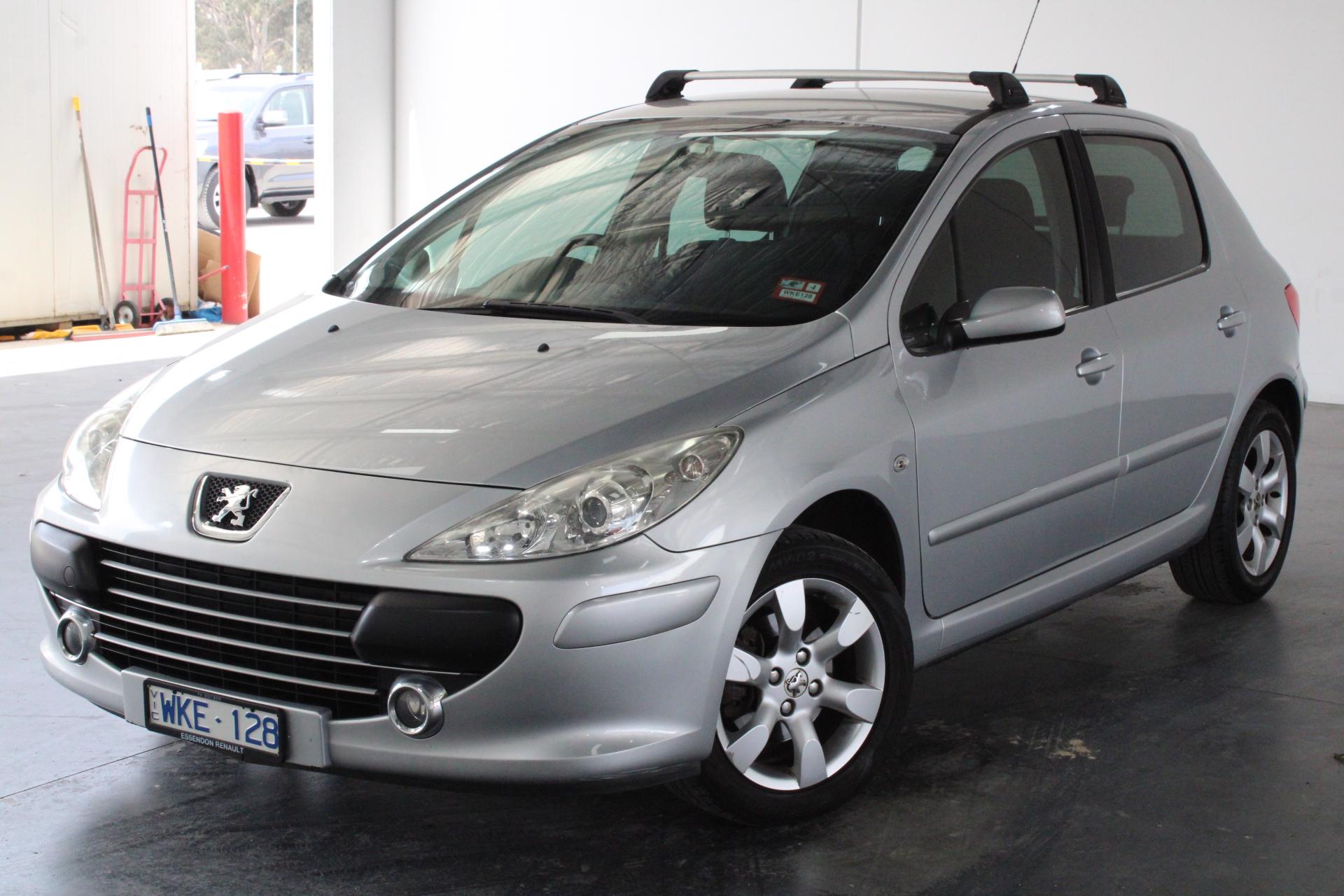 2007 Peugeot 307 XS HDI 1.6 Turbo Diesel Manual Hatchback