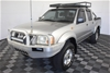 2004 Nissan Navara ST-R 4WD D22 Turbo Diesel Dual Cab
