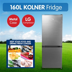 Kolner 160L Portable Bar LG Compressor P