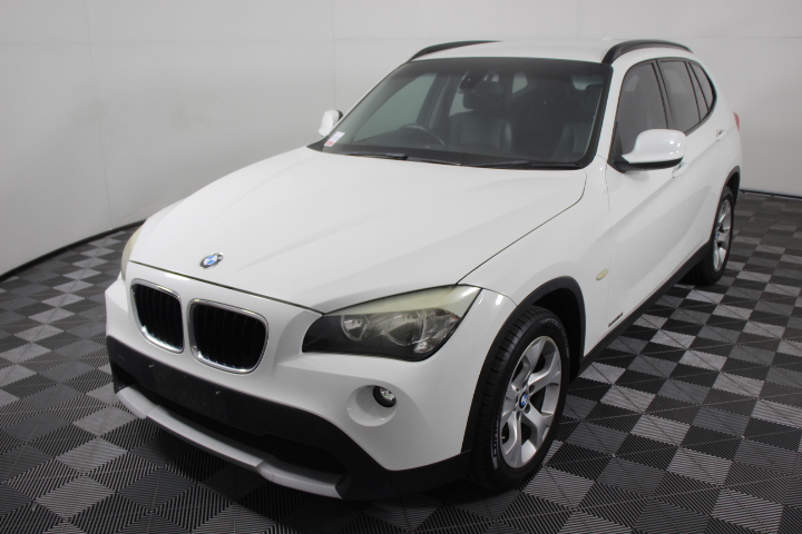 BMW X1 sDrive 18i E84 Automatic Wagon