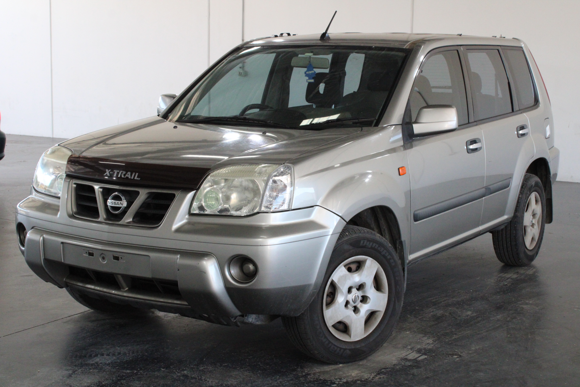 2002 Nissan X-Trail ST (4x4) T30 Automatic Wagon