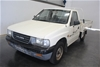 1993 Holden Rodeo Cab Chassis 70,880 km's (Service History)