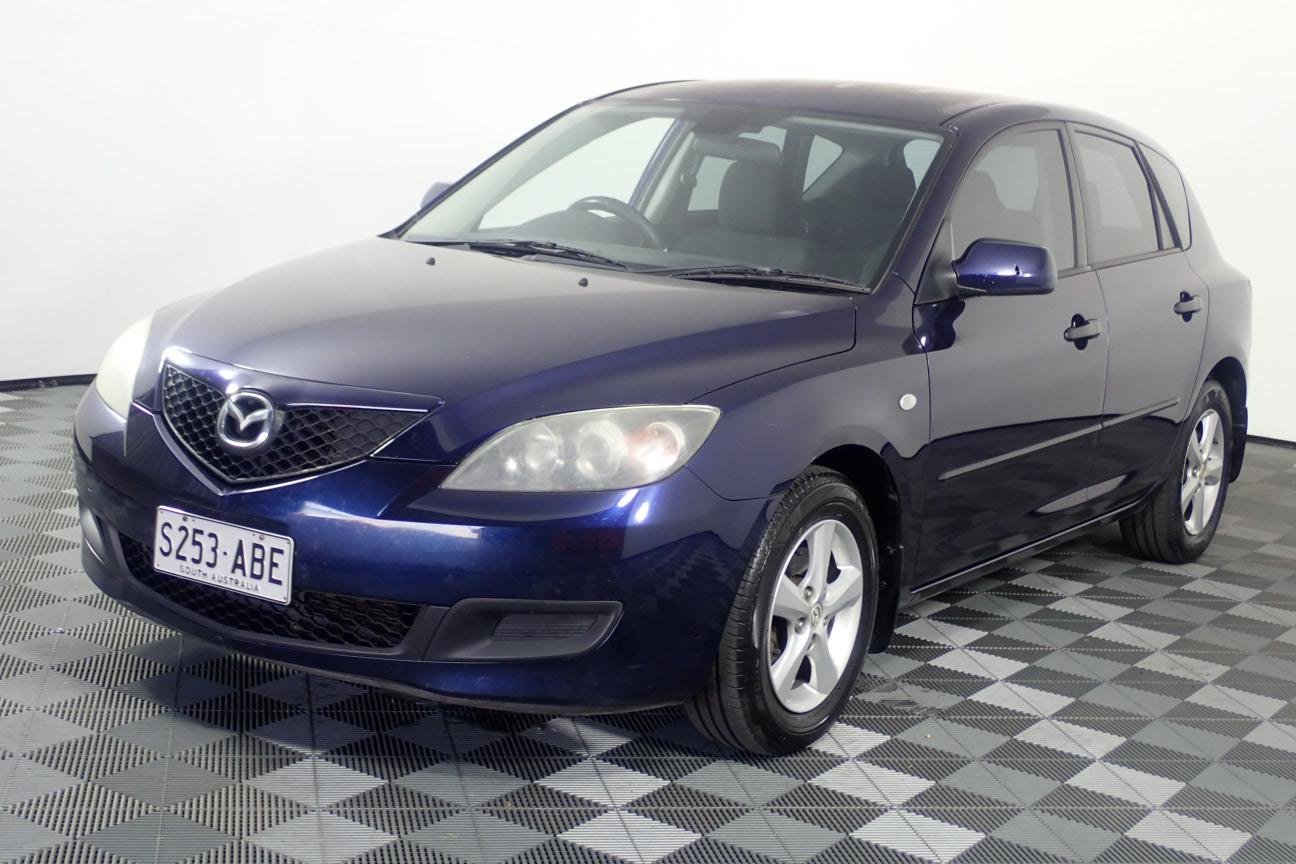2008 Mazda 3 Neo BK Automatic Hatchback