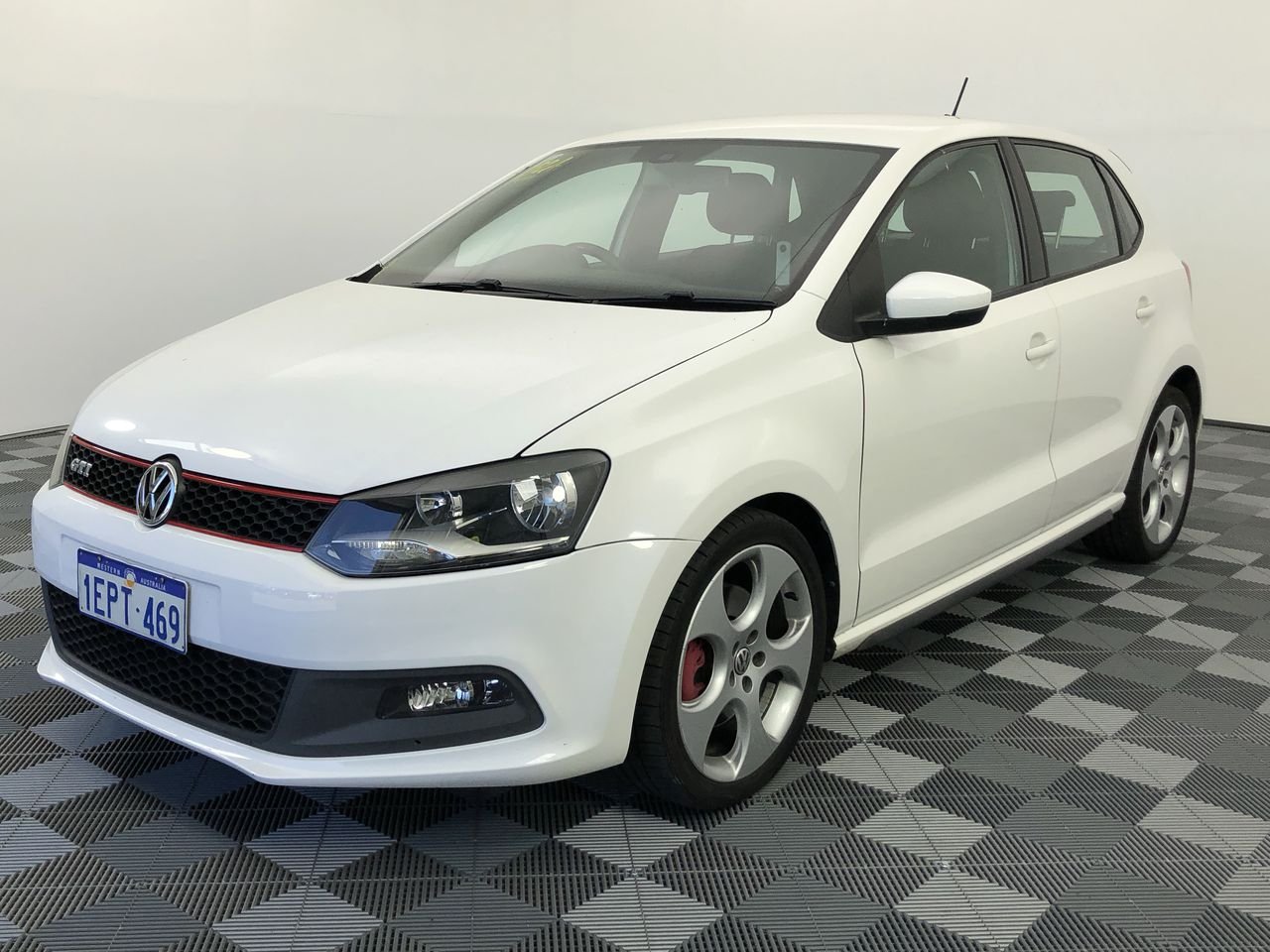 2012 Volkswagen Polo GTI 6R Automatic Hatchback