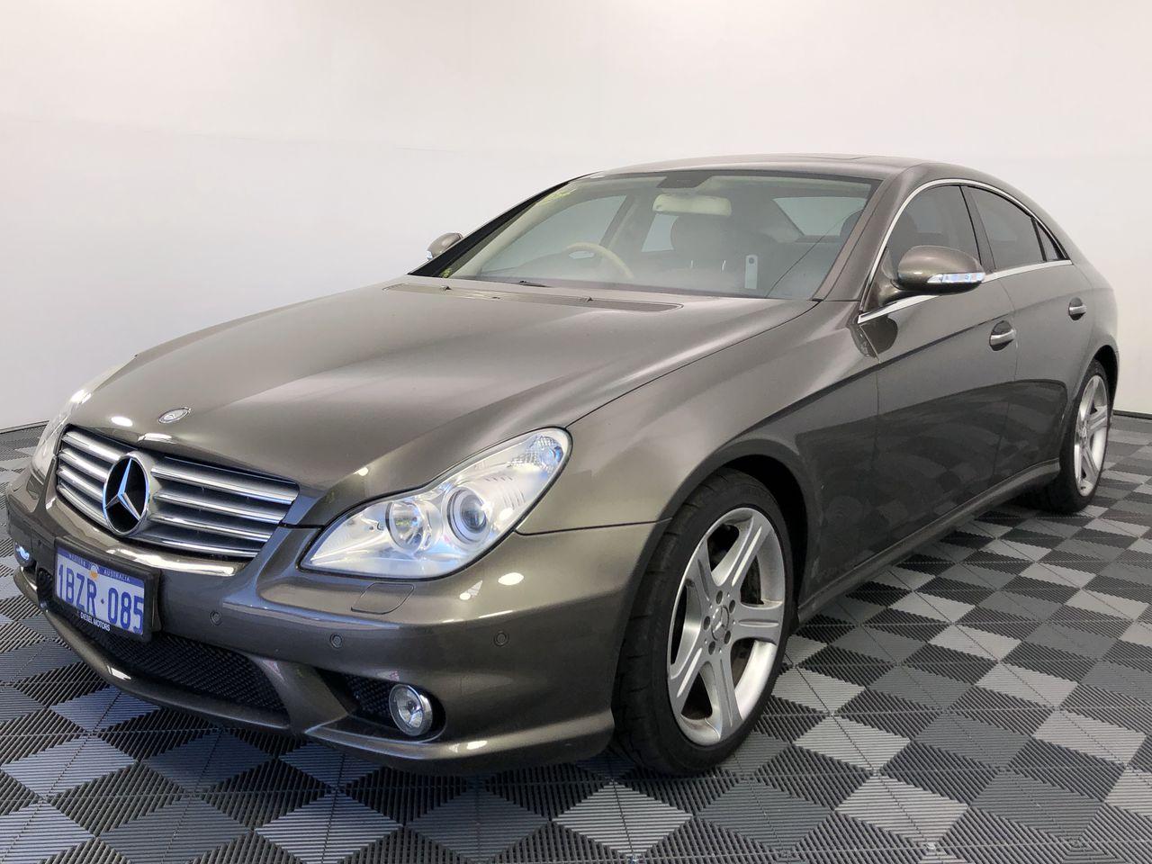 2005 Mercedes Benz CLS-Class CLS 350 C219 Automatic Coupe