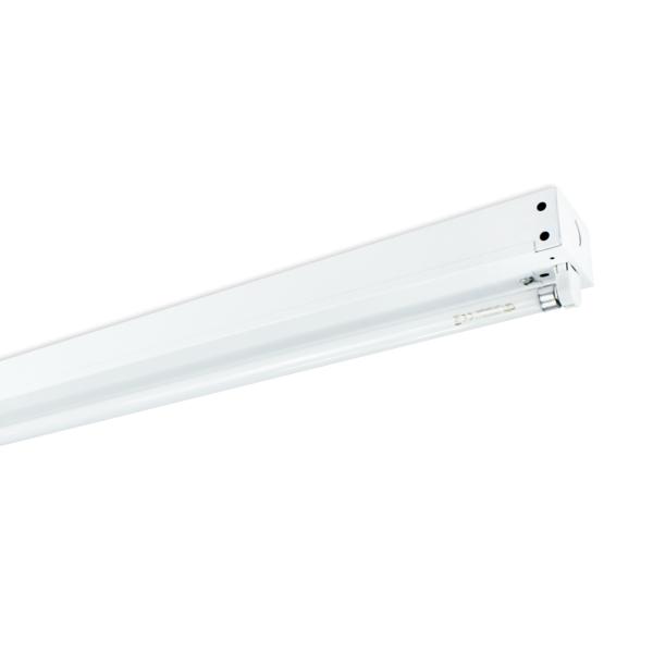 FL1330 -Fuzion Lighting- Box With 10 - Batten Bare T5 - Single Lamp 28W, 6K