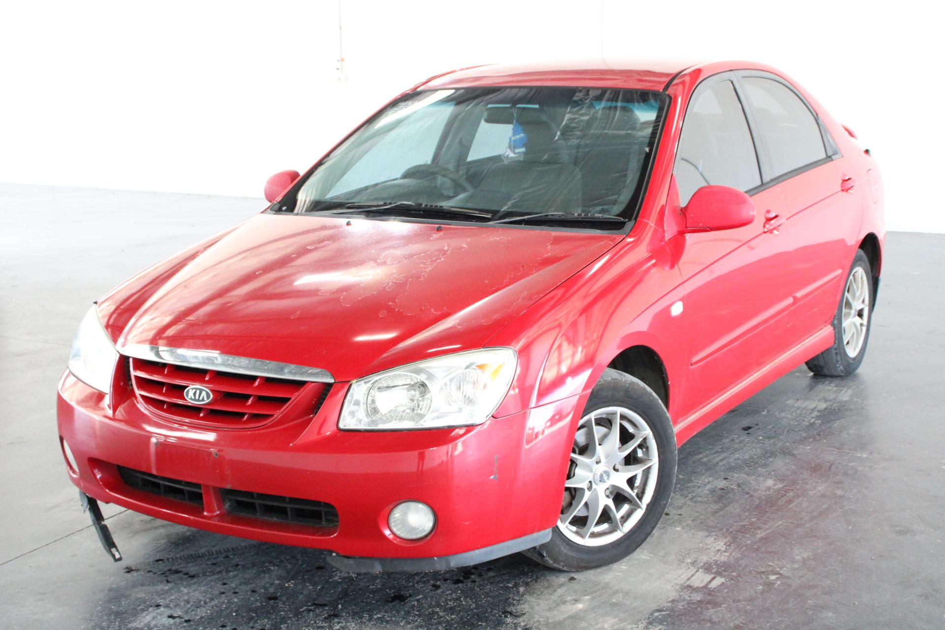 2004 Kia Cerato LD Manual Sedan