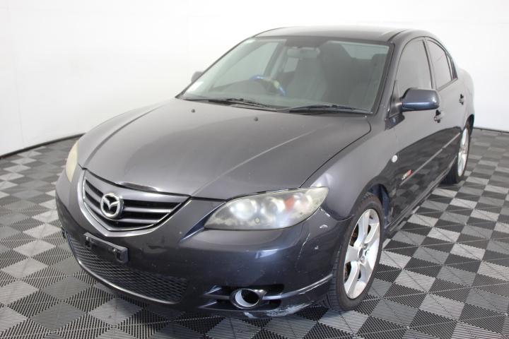 2005 Mazda 3 SP23 Automatic Sedan