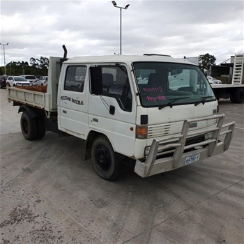 Unreserved Tipper