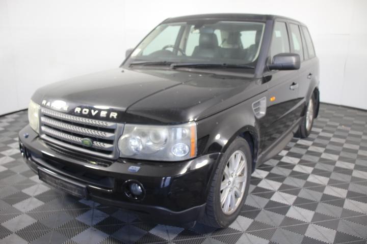 2006 Land Rover Range Rover Sport TDV6 Turbo Diesel Automatic Wagon