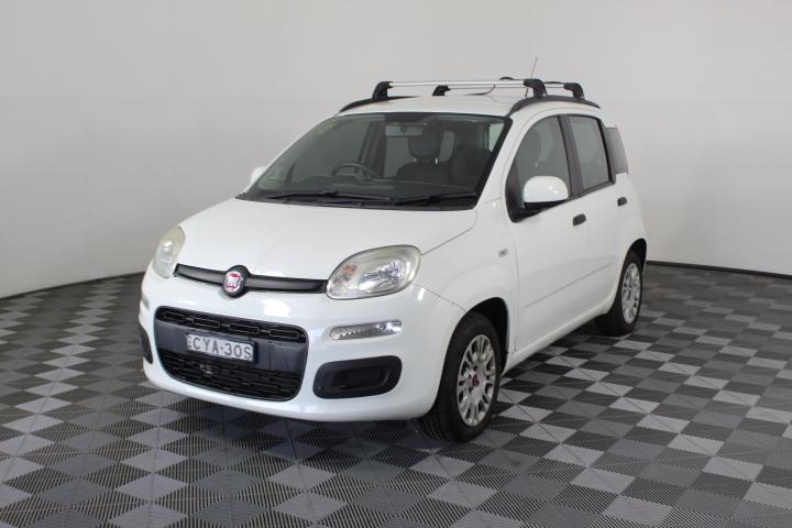 2013 Fiat PANDA EASY Manual Hatchback 72,773km