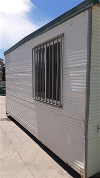 Portable Buildings & Containers