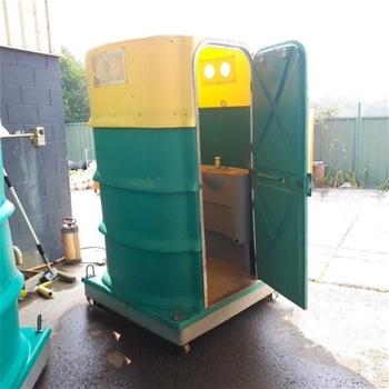 Portable Ablution Blocks & Toilets