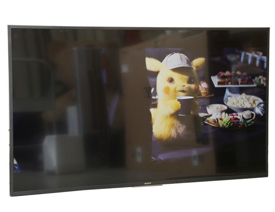 SONY BRAVIA 4KHDR 55inch TV, Model: 55X70G c/w Remote Stand & Power Cord. N