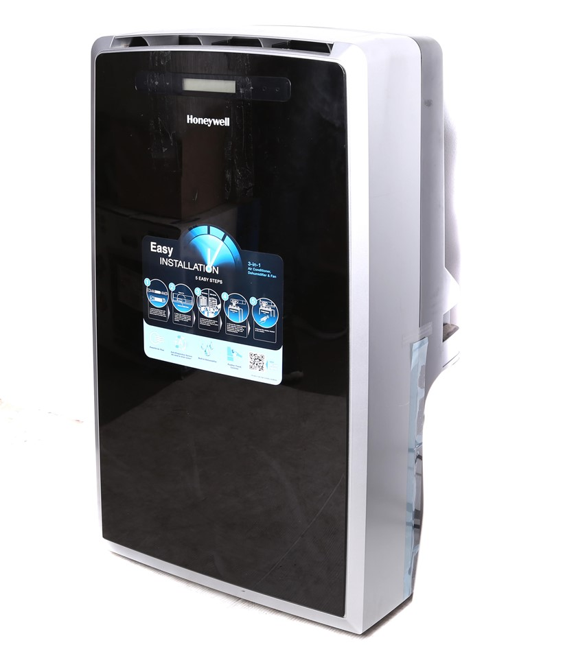 HONEYWELL Portable Air Conditioner, Model MM14CCS with Dehumidifier Functio