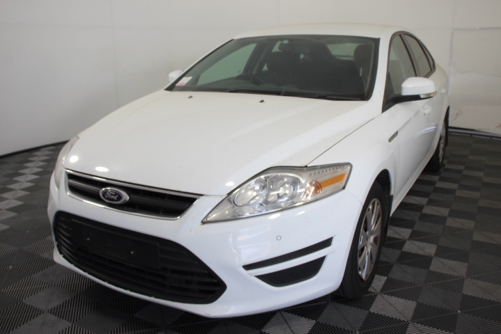 2013 Ford Mondeo LX TDCi Turbo Diesel Automatic Hatch